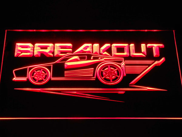 Rocket League Breakout LED Neon Sign-led sign-ZignSign - More than a sign