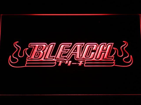 Bleach Anime LED Neon Sign g177 - Red