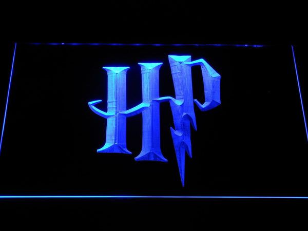 Harry Potter Movie LED Neon Sign g356 - Blue