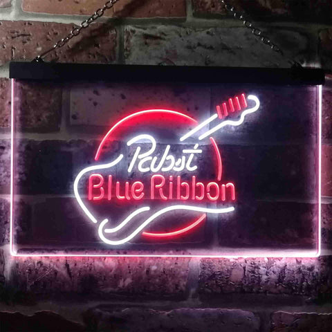 Pabst Blue Ribbon Novelty LED Neon Sign