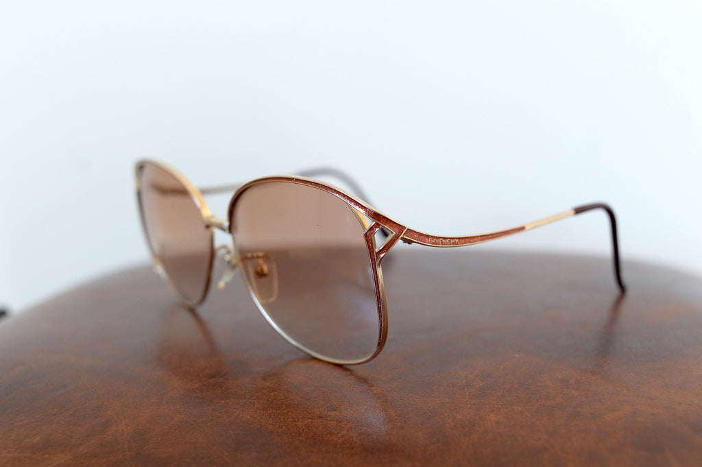 15ee06e51ca vintage 80s GIVENCHY women oversized sunglasses