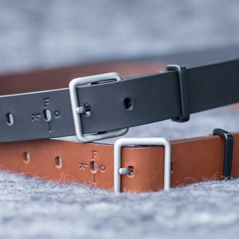Folk Leather Belt