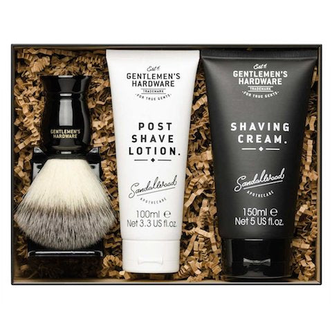 Gentlemen's Hardware Traditional Shave Set