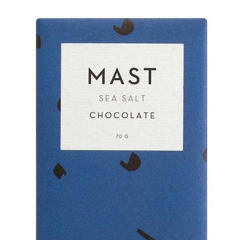 Mast Sea Salt Chocolate