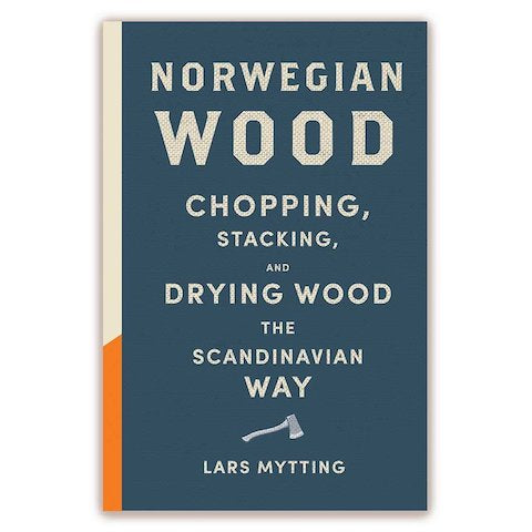 Norwegian Wood Chopping Stacking and Drying