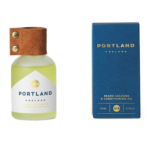 Portland Beard Cologne Oil