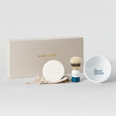 Portland England Traditional Shave Set