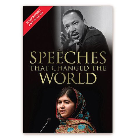 Speeches That Changed The World Book