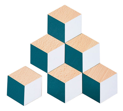 Geometric Table Tiles