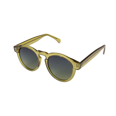Komono Clement Sunglasses: Moss Green