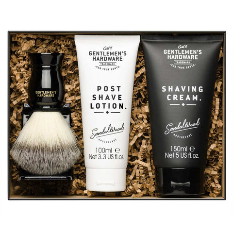 Gentlemen's Hardware Shaving Kit