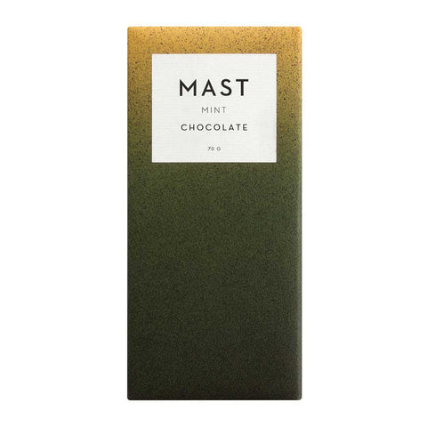 Mast Mint Dark Chocolate Bar