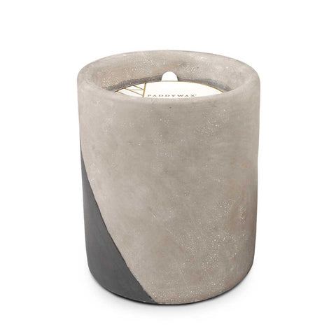 Fig & Olive Concrete Candle