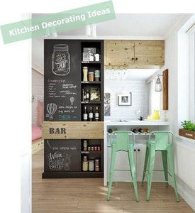 Kitchen Decorating Ideas - Unique kitchen and cafe decor ...