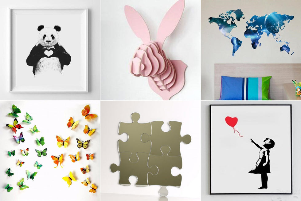 Modern Nursery Décor for parents with style and a budget
