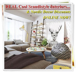 Scandi Style Home Decor - Great Ideas to Modernize your Home with Minimalist Designs