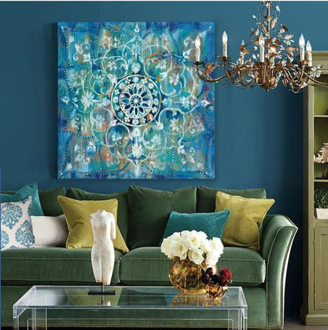Blue Wall Art-Shop Unique Home Decor on Sale