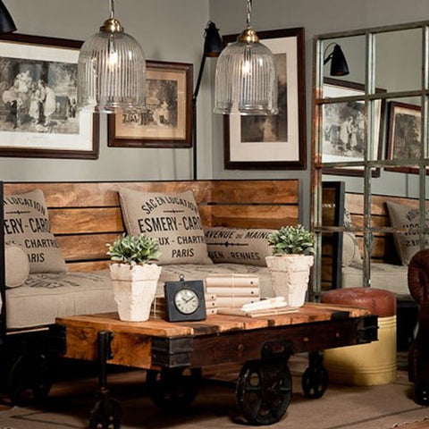 Home Decor Trend: Industrial, Loft Style