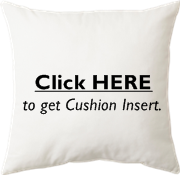 Buy Pillow Insert for Throw Pillow Cover