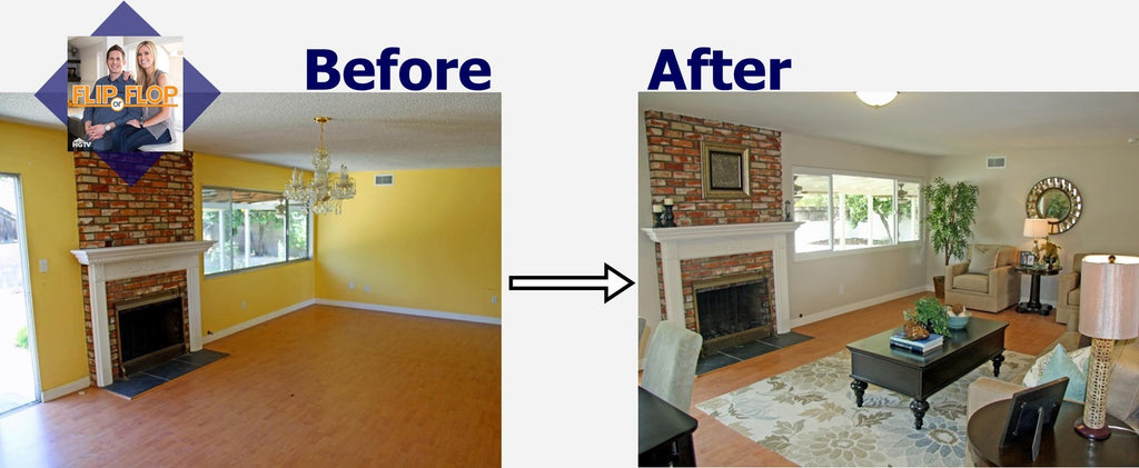 8240b813d Flip or Flop Room Makeovers Before and After