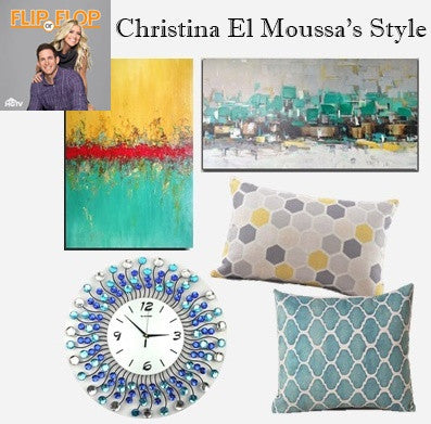Flip or Flop Christina Home Decor