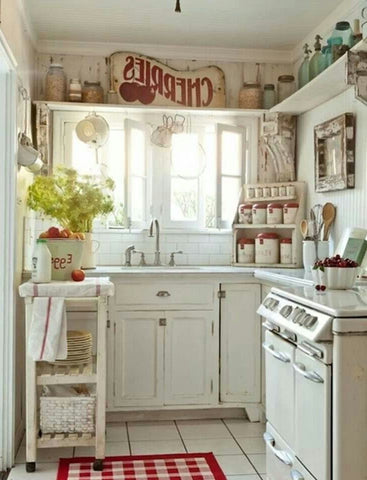 country farmhouse kitchen decor ideas