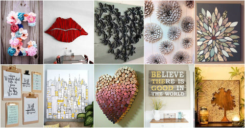 Over 20 Easy But Amazing Diy Wall Decor Ideas And Discount Shop