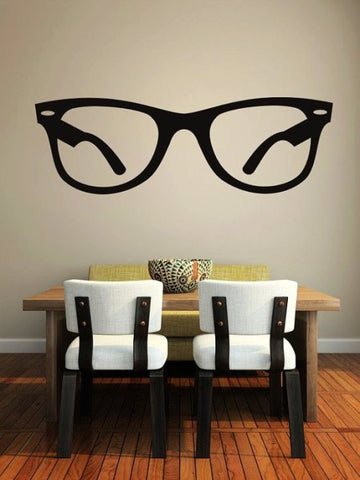 Modern Wall Decal for Apartment Decor