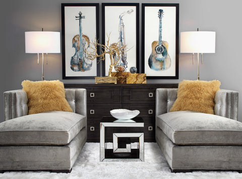 Rock N Roll Home Decor Ideas And Where To Find Rocker Chic Accessories Online