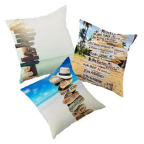 Beautiful Beach Style Throw Pillows Case