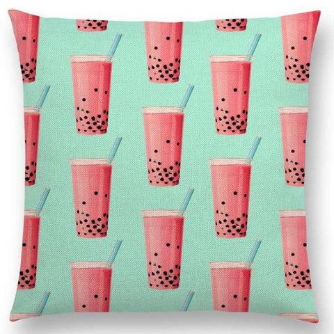 Candy Dreams Throw Pillows Collection