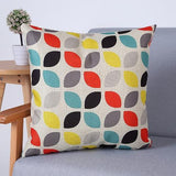Colorful New Geometric Pattern Decorative Pillow Covers