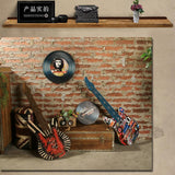 LED Guitar Wall Decoration