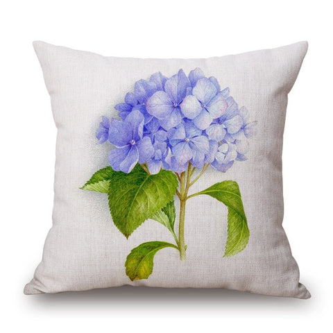 Gorgeous Simple Floral Accent Pillows