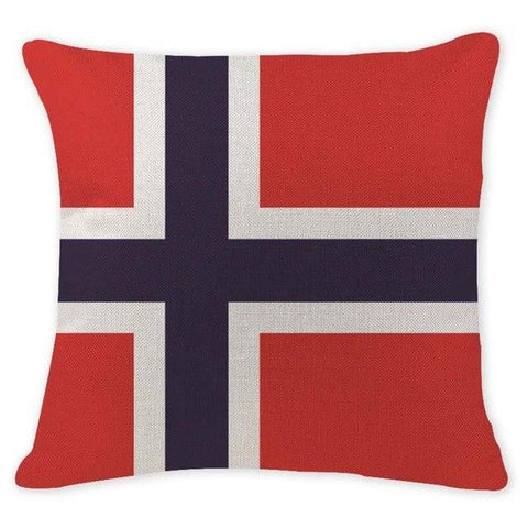Red White and Blue Throw Pillows