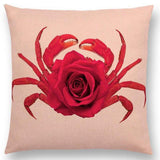 Twisted Fantasies Throw Pillows Collection