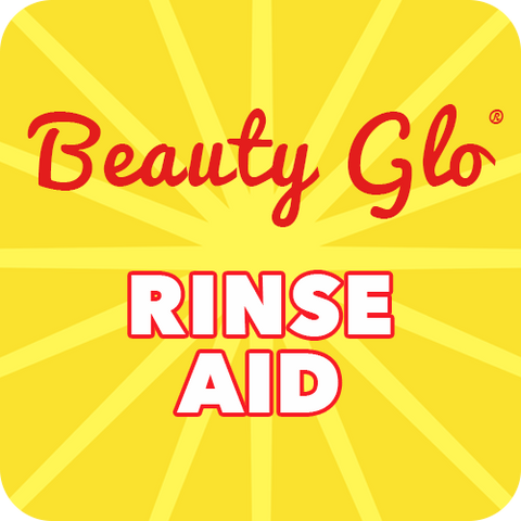 Beauty Glo® Rinse Aid