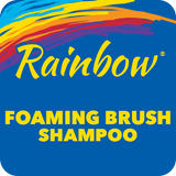 Rainbow® Foaming Brush Shampoo