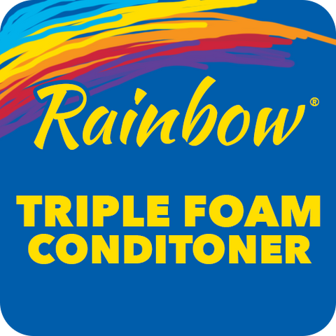 Rainbow® Triple Foam Conditioner