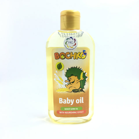 BOCHKO Baby Oil with wheat germ oil - 220 ml