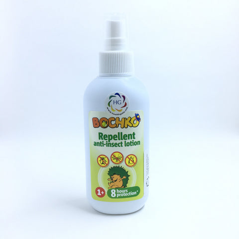BOCHKO Repellent Anti-Insect Lotion 8h Protection - 150 ml