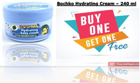 BUY ONE GET ONE FREE BOCHKO Hydrating Cream - 240 ml