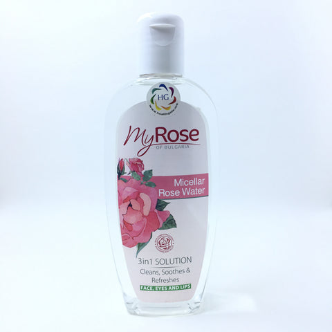 MYROSE Micellar rose water - 220 ml