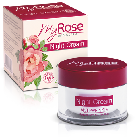 MYROSE Anti-wrinkle night cream - 50 ml