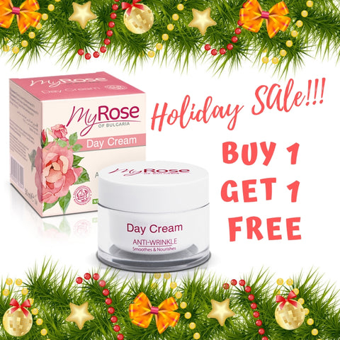 My Rose Anti-wrinkle Day Cream (Buy 1 Take 1 FREE)