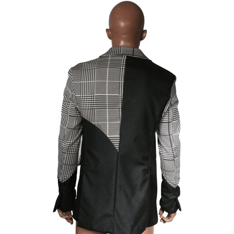 Stylish slim fit sport coat
