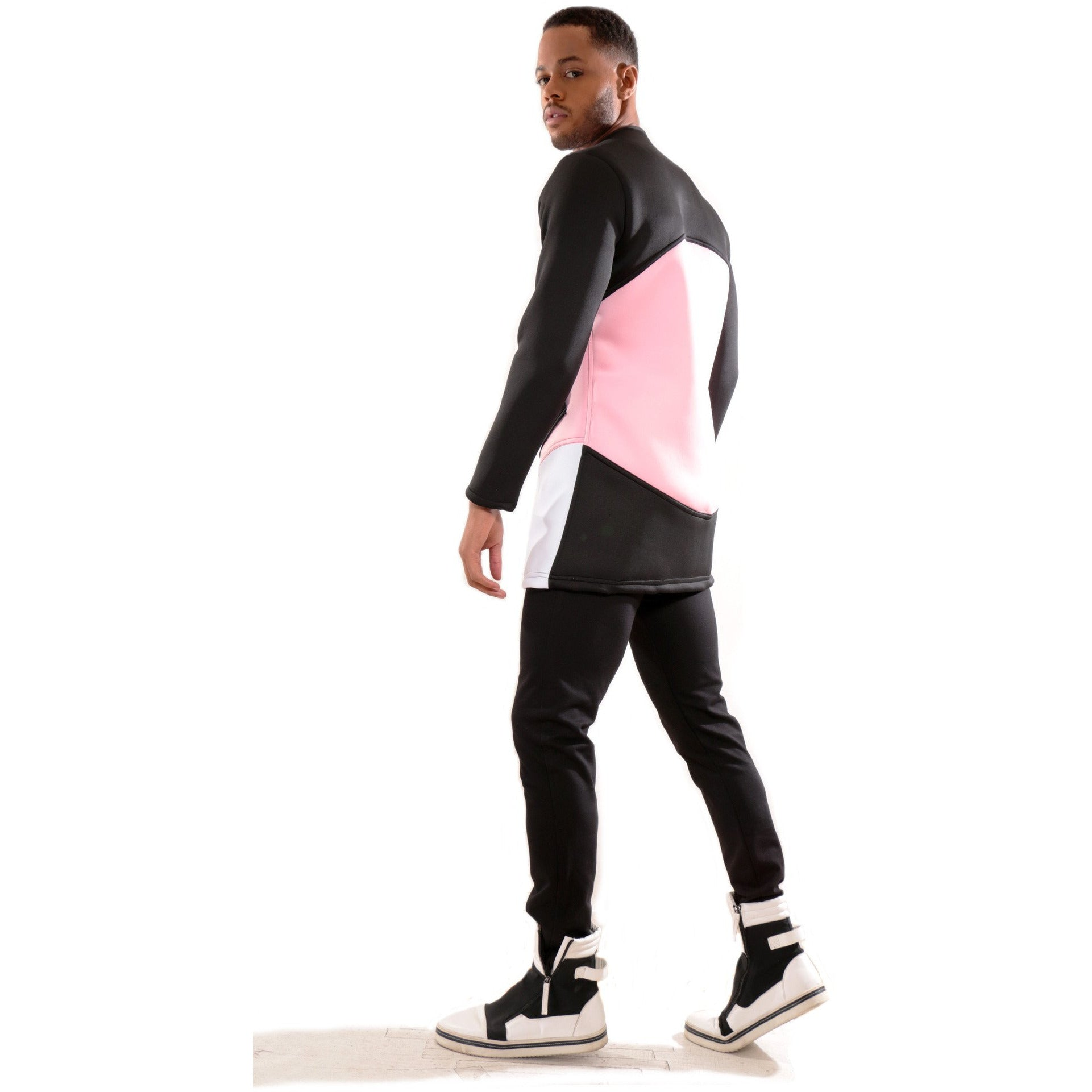 Light Weight Scuba Jacket -no collar