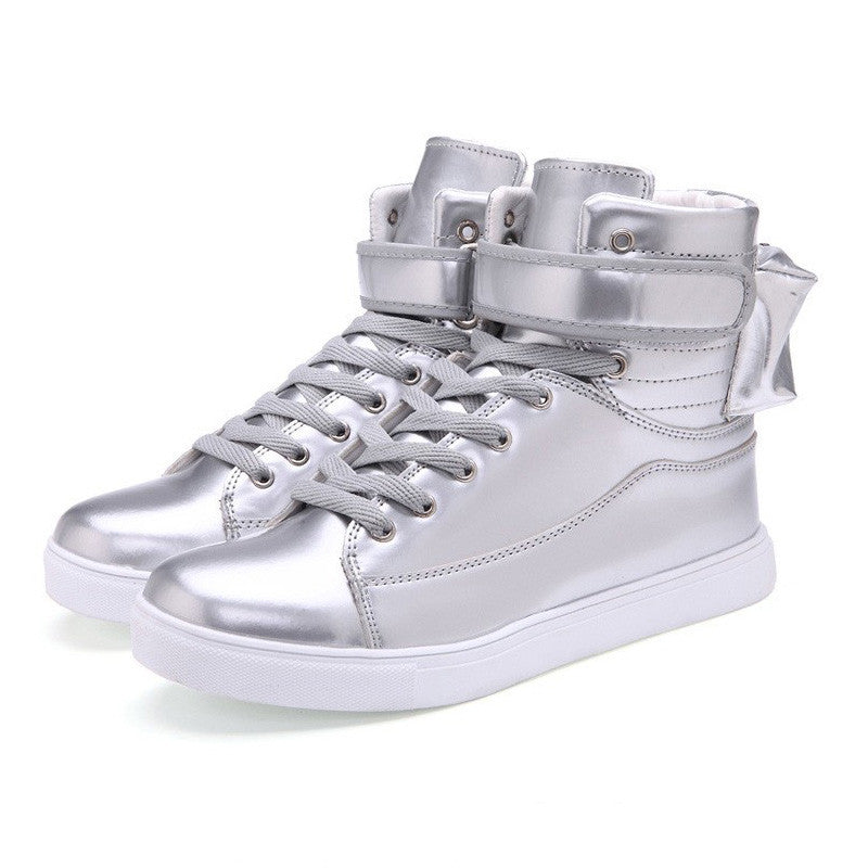 Glossy Quality leather sneaker