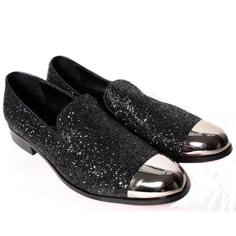 Black Diamond shoe with steel top