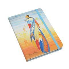 Maxine Noel 'Not Forgotten' Artist Hardcover Journal